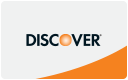 Discover card payments accepted