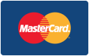 MasterCard card payments accepted
